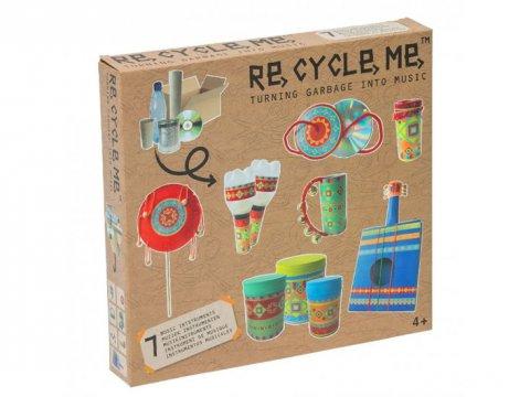 neuveden: Re-cycle-me set - Music