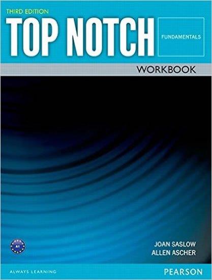 Saslow Joan M.: Top Notch Fundamentals Workbook