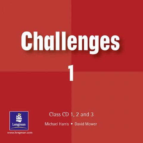 Harris Michael: Challenges 1 Class CD 1-3