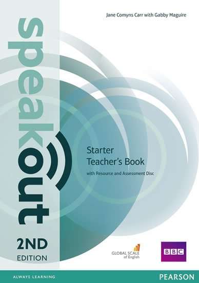 Comyns Carr Jane: Speakout 2nd Edition Starter Teacher´s Guide w/ Resource & Assessment Disc