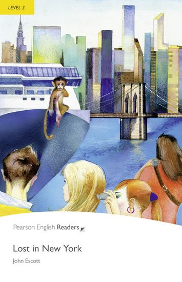 Escott John: PER | Level 2: Lost In New York