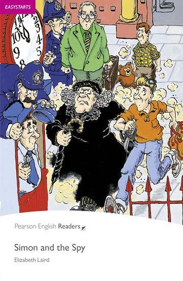 Laird Elizabeth: PER   Easystart: Simon and the Spy Bk/CD Pack