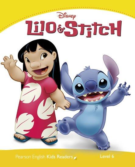 Shipton Paul: PEKR | Level 6: Disney Lilo and Stitch
