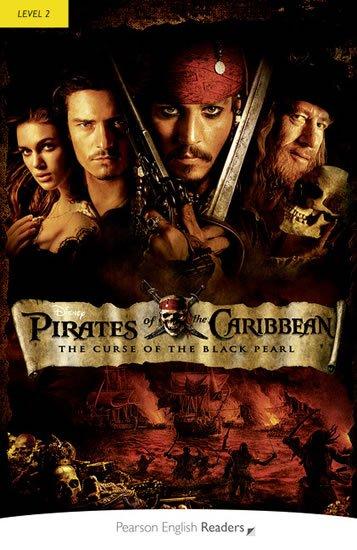 neuveden: PER | Level 2: Pirates of the Caribbean:The Curse of the Black Pearl Bk/MP3