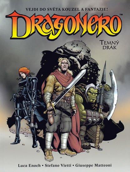 Enoch a kolektiv Luca: Dragonero