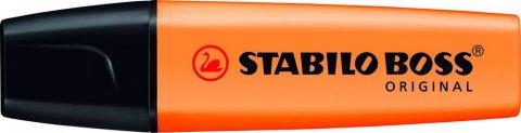 neuveden: STABILO BOSS oranžová