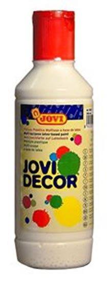 neuveden: JOVI Decor akrylová barva - bílá 250 ml