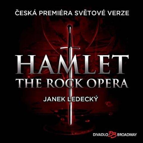 neuveden: Muzikál - Hamlet (The Rock Opera) - CD