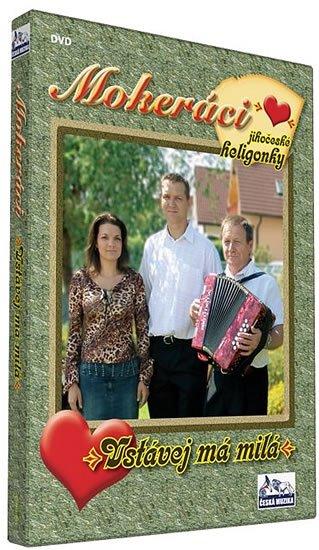 neuveden: Mokeráci - Vstávej má milá - DVD