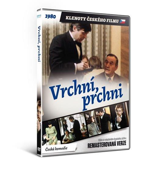 neuveden: Vrchní prchni DVD (remasterovaná verze)