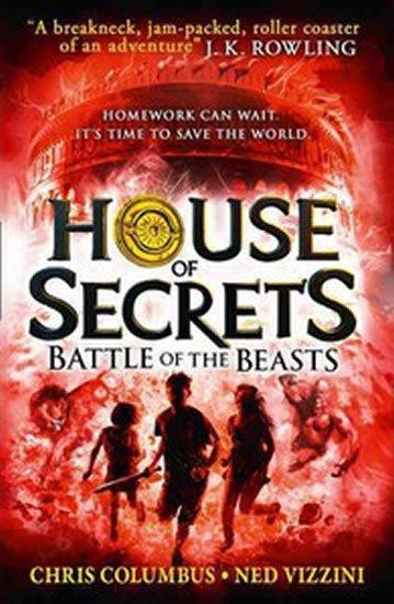 Columbus Chris, Vizzini Ned: Battle of the Beasts