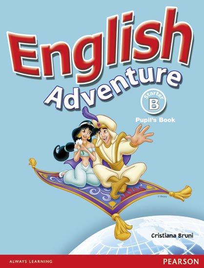 Bruni Cristiana: English Adventure Starter B Pupil´s Book