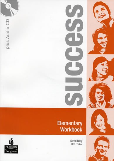 Riley David: Success Elementary Workbook w/ CD Pack