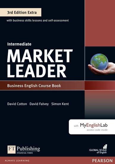 Scott-Barrett Fiona: Market Leader 3rd Edition Extra Intermediate Coursebook w/ DVD-ROM Pack