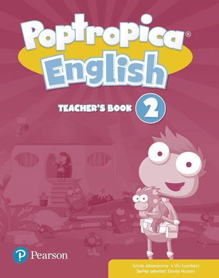 Salaberri Sagrario: Poptropica English 2 Teacher´s Book w/ Online Game Access Card Pack