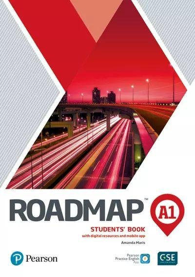 Maris Amanda: Roadmap A1 Students´ Book with digital resources and mobile app