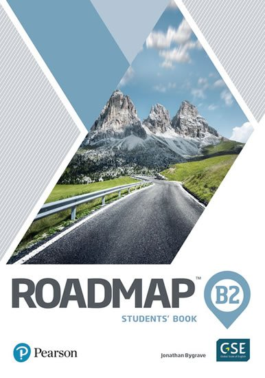 Bygrave Jonathan: Roadmap B2 Upper-Intermediate Student´s Book with Digital Resources/Mobile
