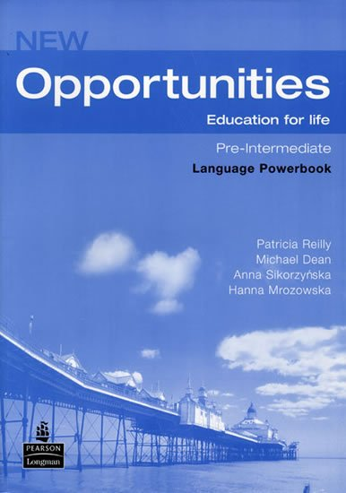 Reilly Patricia: New Opportunities Pre-Intermediate Language Powerbook Pack