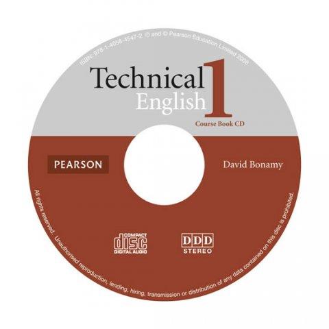 Bonamy David: Technical English 1 Coursebook CD