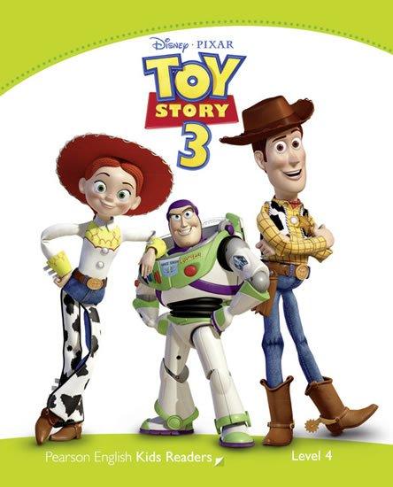 Shipton Paul: PEKR   Level 4: Disney Pixar Toy Story 3