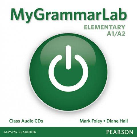 Hall Diane: MyGrammarLab Elementary Class Audio CD
