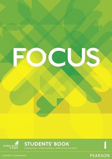 Uminska Marta: Focus 1 Students´ Book