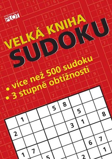 Sýkora Petr: Velká kniha sudoku