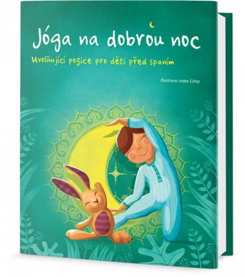 neuveden: Jóga na dobrou noc - Uvolňující pozice pro děti před spaním