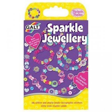 neuveden: Třpytící náhrdelníky 3 - Kreativní sada