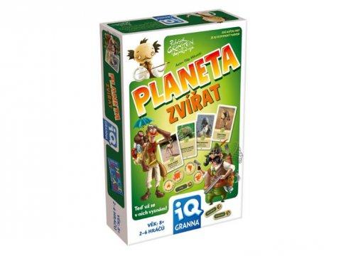 neuveden: Planeta zvířat - hra