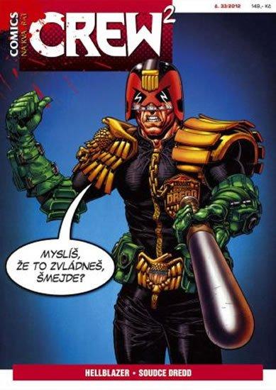 neuveden: Crew2 - Comicsový magazín 33/2012