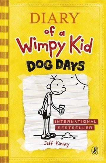Kinney Jeff: Diary of a Wimpy Kid  4: Dog Days