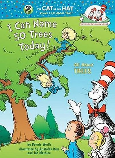 Worth Bonnie: I Can Name 50 Trees Today! All About Trees