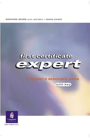Fried-Booth Diana: Expert First Certificate 2003 Students´ Resource Book w/ key