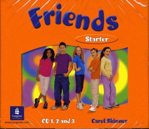 Kilbey Liz: Friends Starter Class CD3
