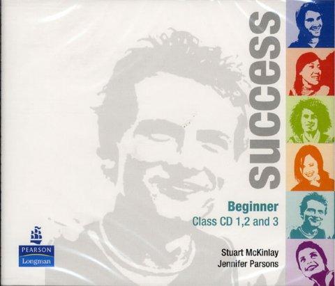 McKinlay Stuart: Success Beginner Class CD 1-3