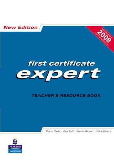 Hyde Drew: Expert First Certificate 2008 Teacher´s Resource book