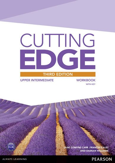 Williams Damian: Cutting Edge 3rd Edition Upper Intermediate Workbook w/ key