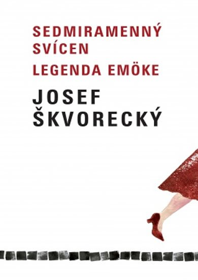 Škvorecký Josef: Sedmiramenný svícen, Legenda Emöke
