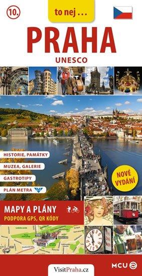 Eliášek Jan: Praha - kapesní průvodce/česky