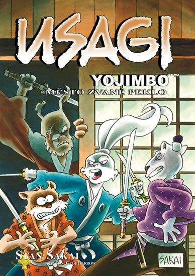 Sakai Stan: Usagi Yojimbo - Město zvané peklo
