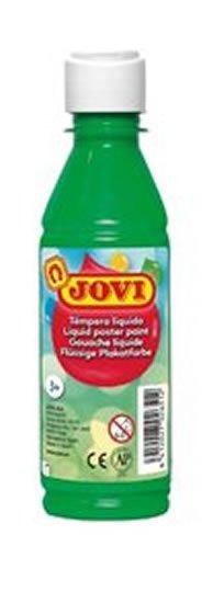 neuveden: JOVI temperová barva 250ml v lahvi zelená