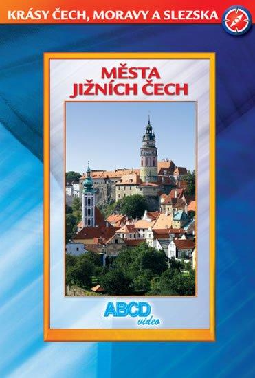 neuveden: Města Jižních Čech DVD - Krásy ČR