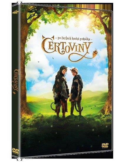 neuveden: Čertoviny DVD