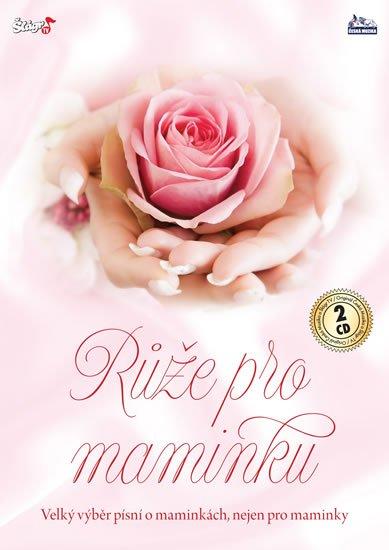 neuveden: Růže pro maminku - 2 CD