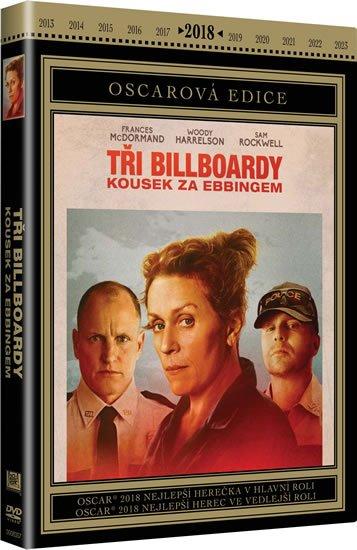 neuveden: Tři billboardy kousek za Ebbingem - DVD