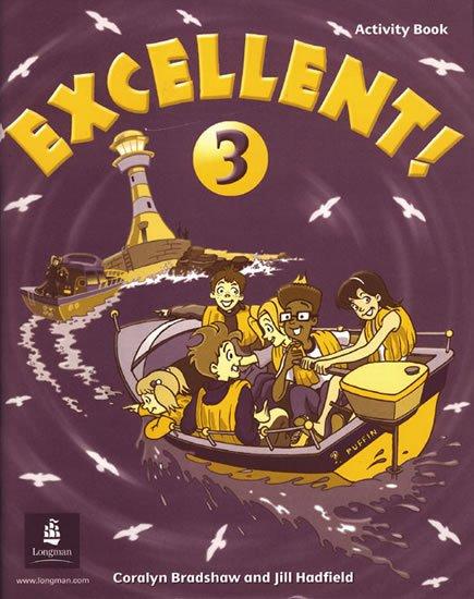 Hadfield Jill: Excellent 3 Activity Book