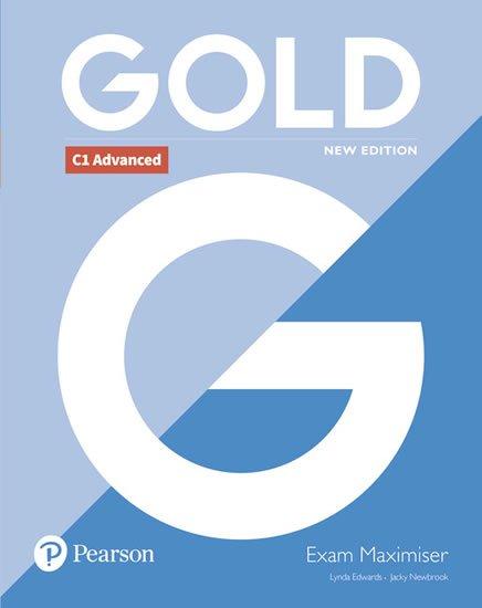 Edwards Lynda, Newbrook Jacky: Gold C1 Advanced 2018 Exam Maximiser no key