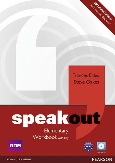 Eales Frances: Speakout Elementary Workbook w/ Audio CD Pack (w/ key)