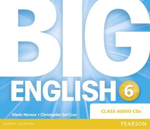 Herrera Mario: Big English 6 Class CD